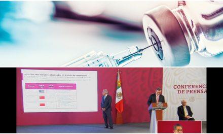 'Amarra' México acceso a ensayos clínicos de vacunas contra Covid-19