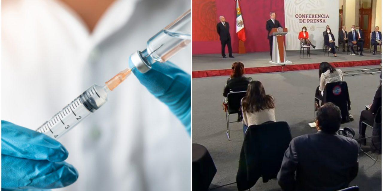 En primer semestre de 2021, vacuna que producirán México-Argentina