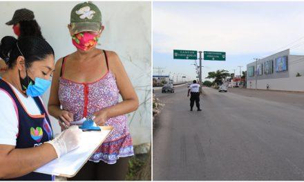 ¿Virus en declive? Quintana Roo, 15 muertos y 65 contagiados hoy