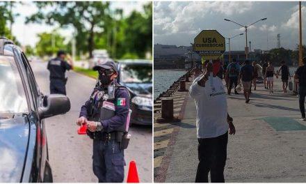 Contrastes por alta mortalidad de Covid-19 en Quintana Roo