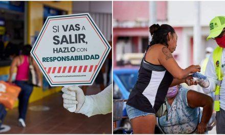 ¿Controlado? Quintana Roo, 10 muertos y 46 contagiados este martes
