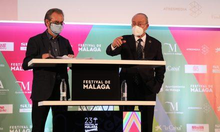 """Presenta Festival de Málaga contenidos de su 23ª edición """"amable y segura"""""""