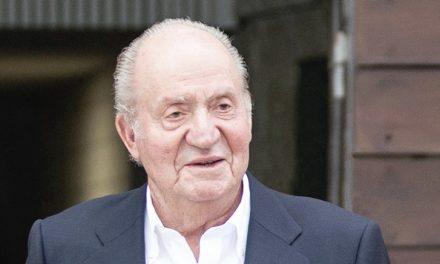 Comunica Juan Carlos de Borbón a Felipe VI que vivirá fuera de España