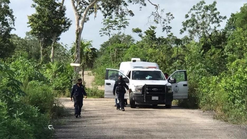 """Ejecutado en Cancún niño de 13 años, """"levantado"""" con tres adultos"""