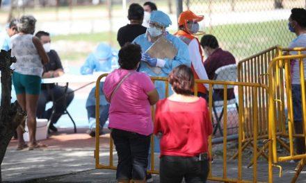 Abuelo de 90 años entre 16 fallecidos por virus este domingo en Yucatán
