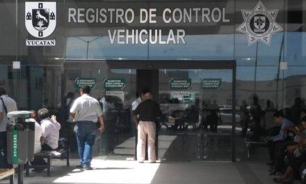 Suspendido reemplacamiento en Yucatán: quedará para enero de 2022