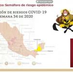 Campeche, el primer estado en pasar a amarillo en semáforo Covid