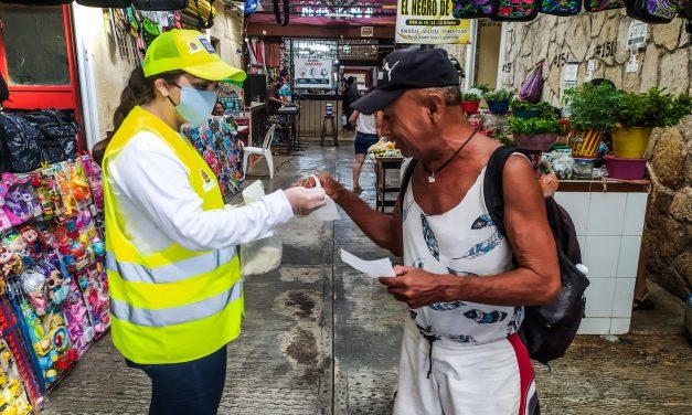 Amarillo total en Quintana Roo: 70 muertos y 332 contagiados en 1 semana