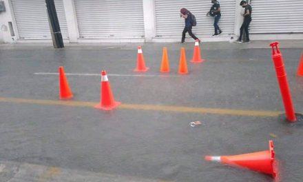 Plan de Movilidad Urbana en Mérida: y al segundo día… le llovió