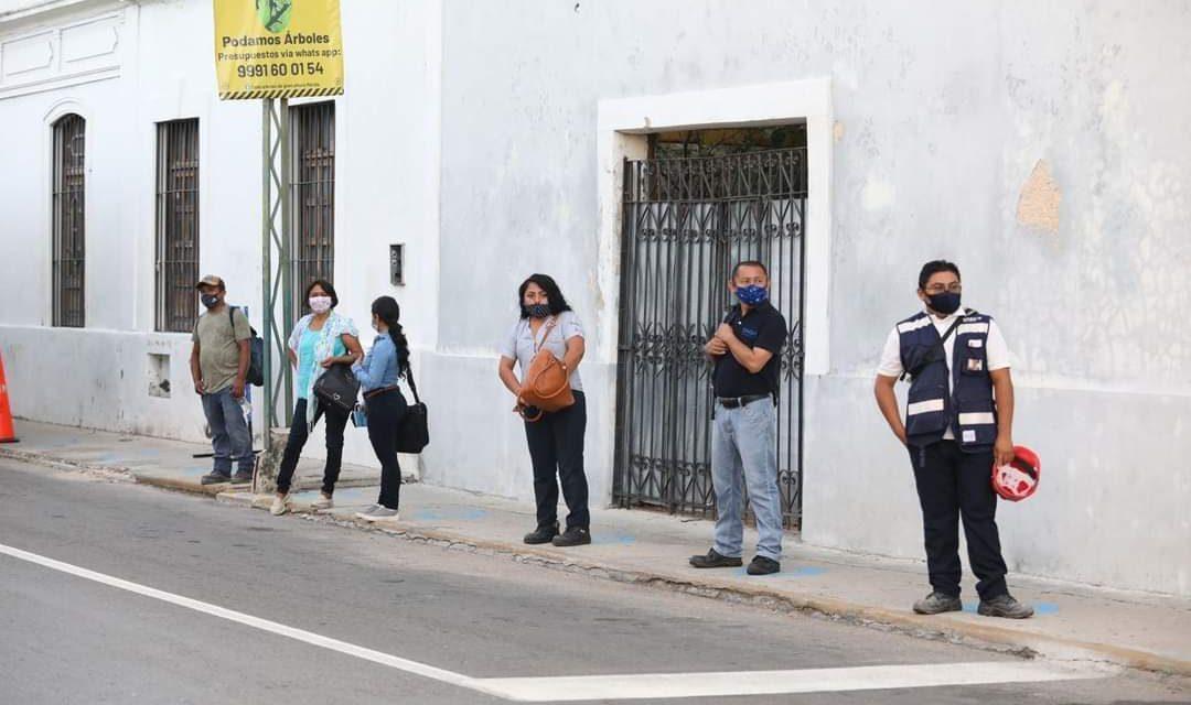 Cierra semana epidemiológica con 1 municipio libre del virus