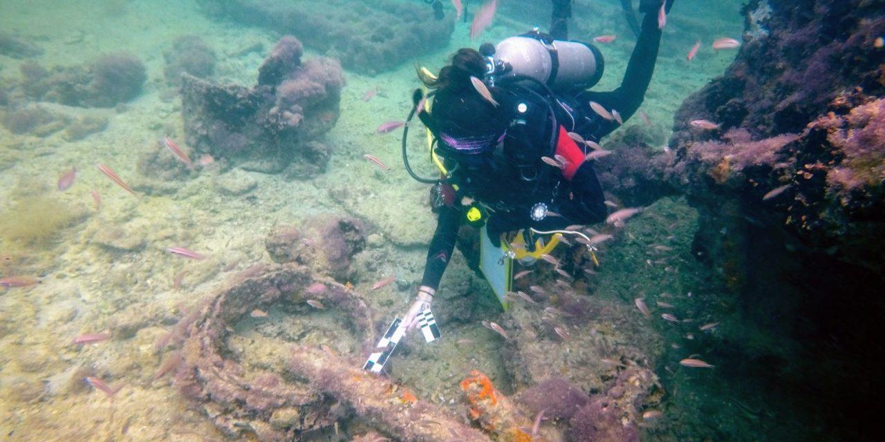 Identifica INAH en Sisal primer naufragio esclavista de mayas en México