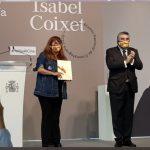 Reivindica Isabel Coixet valor de la cultura al recibir Premio Nacional de Cinematografía