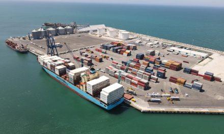 Proyecto 'Tren Maya Puerto de Altura', para manejo de piedra basáltica