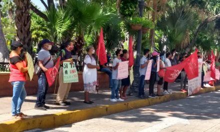 """Queja """"antorchista"""" de persecución política y judicial (Vídeo)"""
