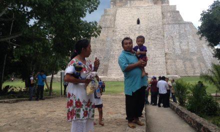 Proyecto 'Madre Luna', participación comunitaria sin precedentes en Uxmal