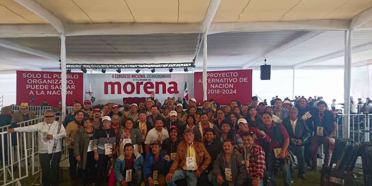 Cinco yucatecos aspirantes a dirigencia nacional de Morena
