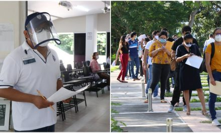 Con exámenes de posgrados, finalizó UADY proceso selección 2020
