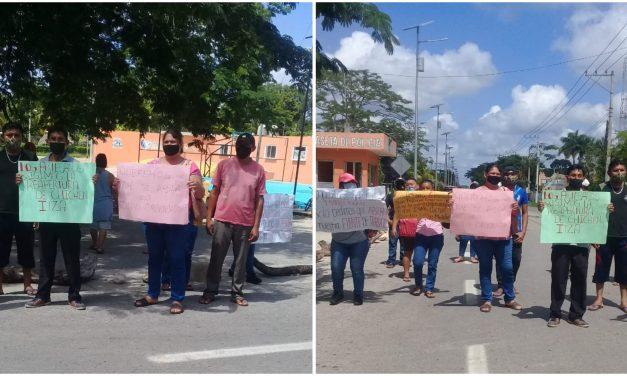 'Abran la zona arqueológica', exigen artesanos-comerciantes de Chichén Itzá