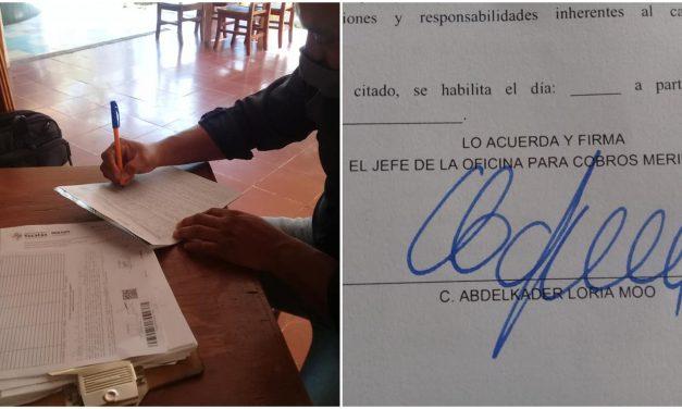 """Queja de empresario restaurantero por """"corruptelas"""" de personal del IMSS"""