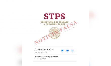 Alerta por ofertas fraudulentas de empleo en el extranjero
