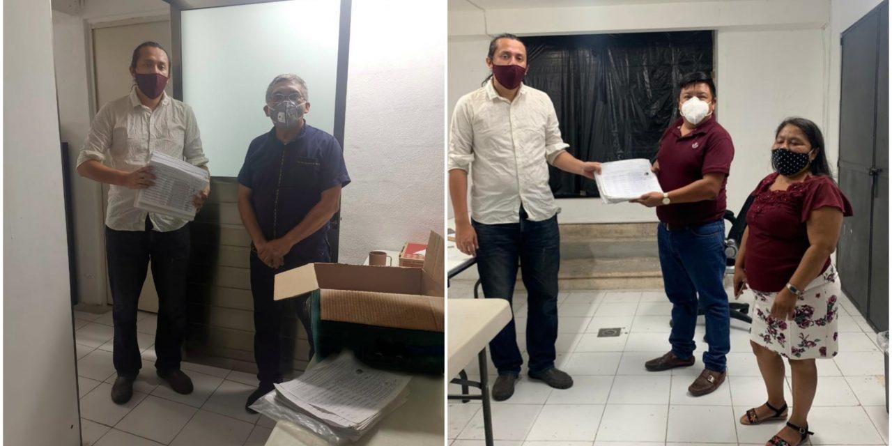 Casi mitad de militancia de Morena en Yucatán, por juicio a expresidentes