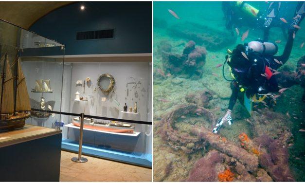 Vestigios arqueológicos submarinos, memoria histórica desvelada