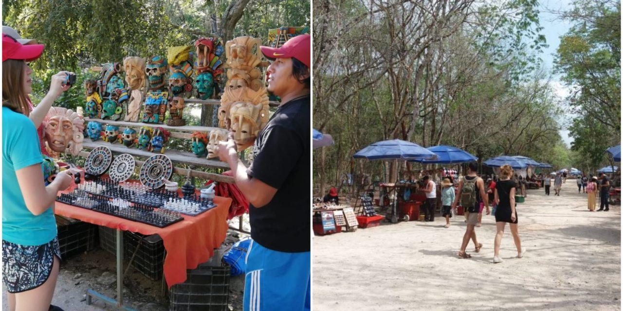 En acuerdo con INAH, regresarán artesanos-comerciantes a Chichén Itzá