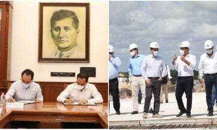 Convenio de Yucatán y SHCP contra delitos fiscales y financieros