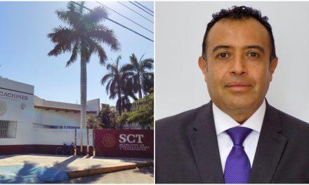 Luis Manuel Pimentel Miranda sustituye a Renán Canto Jairala en SCT-Yucatán