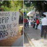 Campesinos y maestros en Mérida retoman manifestaciones