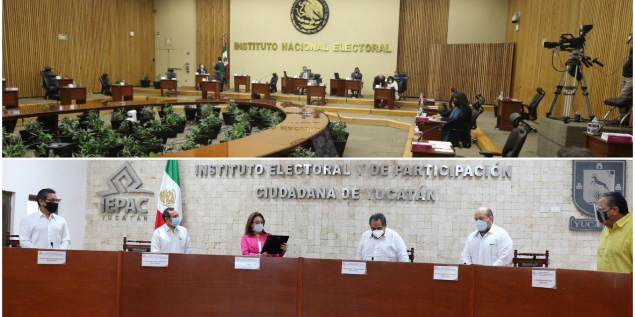 Tres nuevos árbitros electorales del Iepac, en funciones este jueves