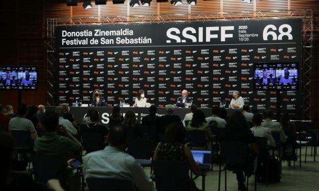 """Rifkin's Festival"", homenaje de Woody Allen al Festival de Cine de San Sebastián"