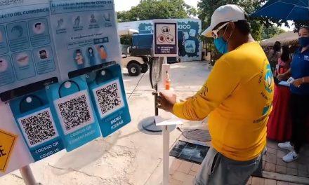 Encienden amarillo en zona norte de Quintana Roo; virus en descenso