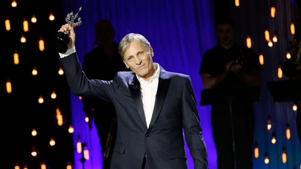 Recibe Viggo Mortensen Premio Donostia y debuta como director
