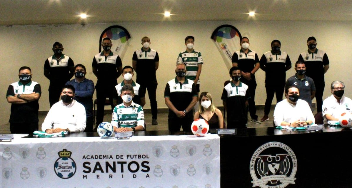 De primera: Club Santos Laguna de fútbol tendrá una filial en Yucatán