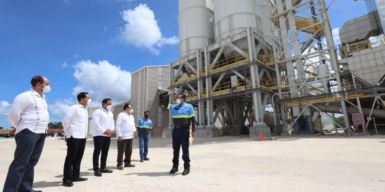 Entra al mercado regional nueva proveedora de cemento