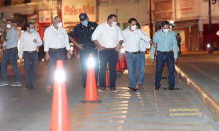 Listas adecuaciones de Plan de Mejora a Movilidad en Centro Histórico Mérida
