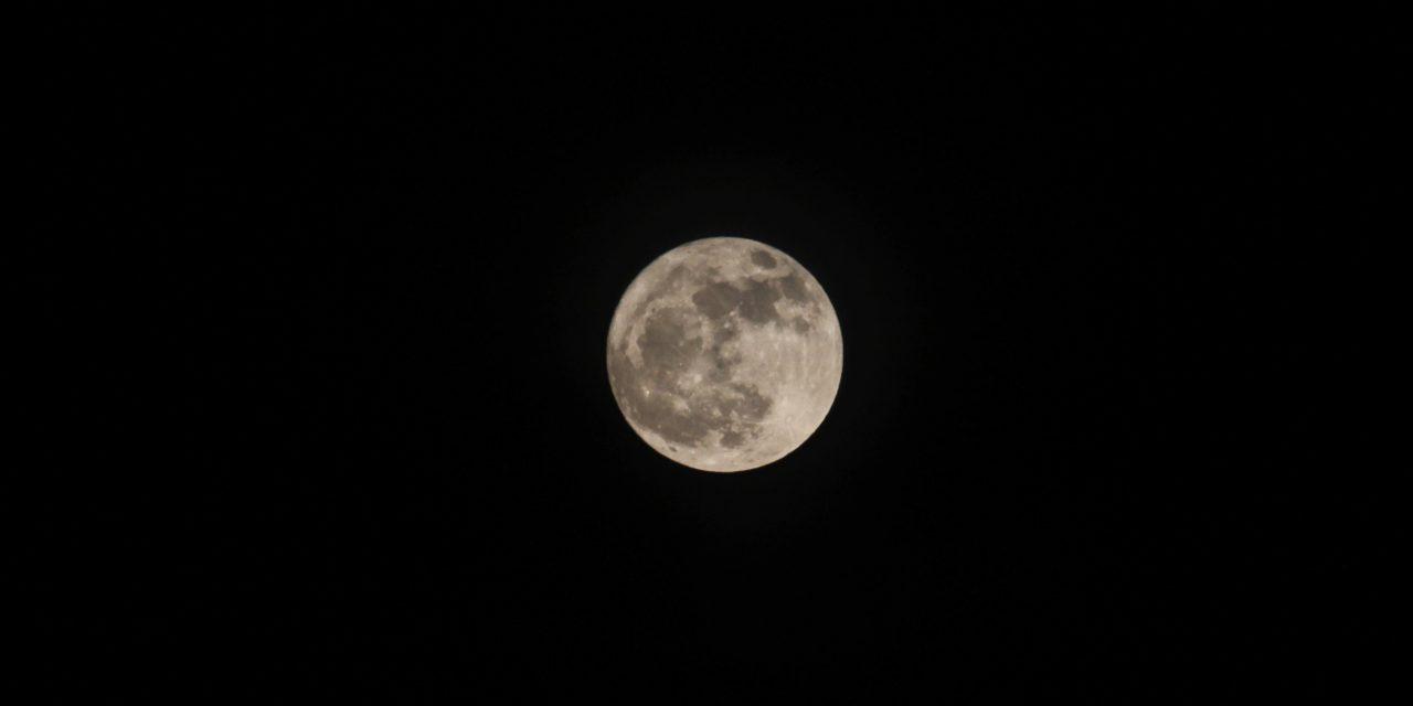 De las lunas, la de octubre es más hermosa y… ¡serán dos!