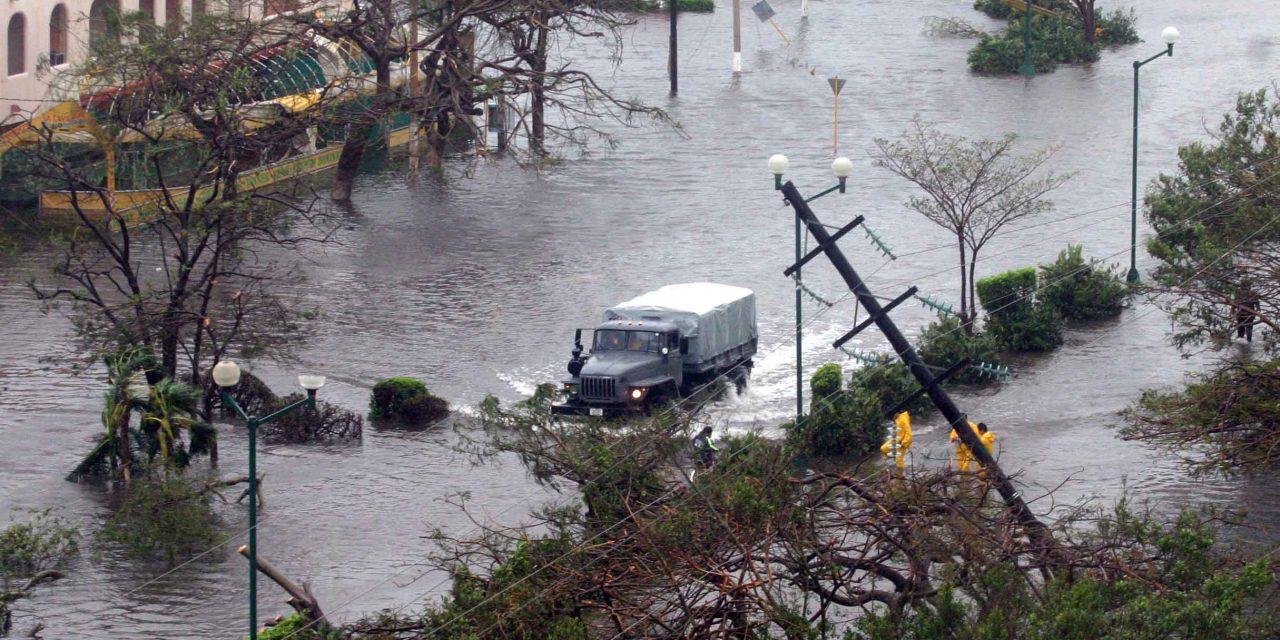 2020 ya es el segundo año con más ciclones en el Atlántico en la historia
