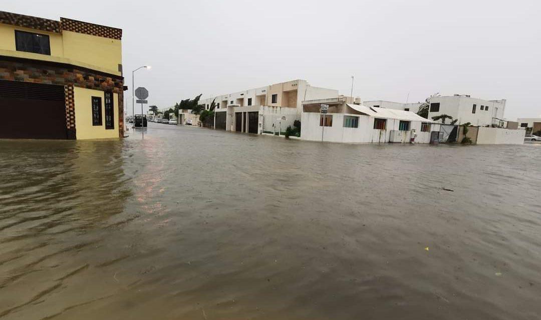 Ayuntamiento de Mérida y constructora intervienen en fraccionamiento Las Américas
