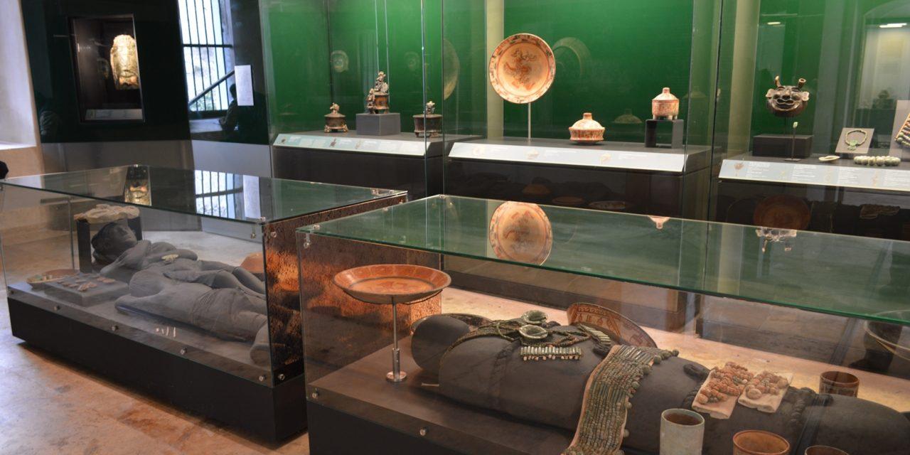 Museo de Arqueología Maya, en Campeche, reabrirá este miércoles