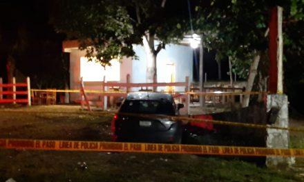 Sacude a Tulum masacre en bar de zona rural; cinco muertos