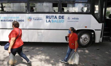 Mérida, Valladolid y Ticul, encabezan ciudades con más casos de virus