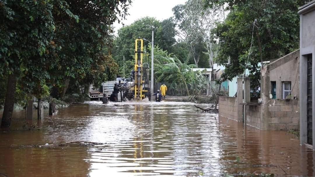 ¡Que paren al 2020! Ya es el más lluvioso del siglo en Yucatán