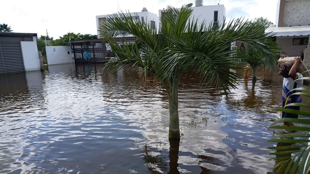Inundaciones podrían tardar por lenta absorción del subsuelo.- Renán