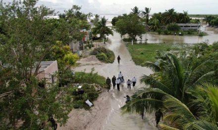 Dinero de Fonden a 29 municipios de Yucatán por lluvias e inundaciones