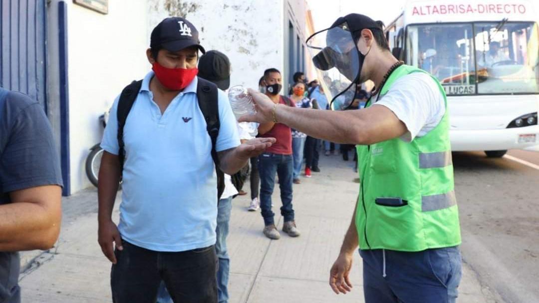 Virus con baja letalidad en Yucatán, pero repuntan nuevos contagiados