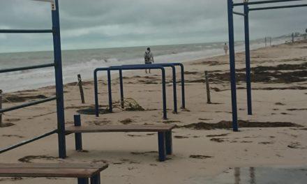 """Esperan paso de cinco horas en territorio yucateco del huracán """"Delta"""""""