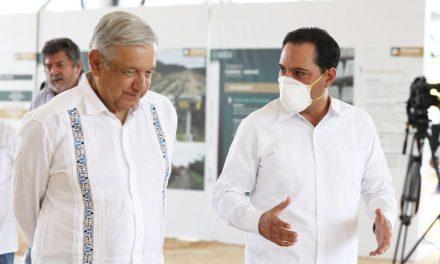 En Yucatán gobiernos estatal y federal estamos del mismo lado.- Vila