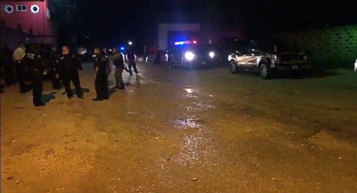 A tiros mataron a un hombre en Roble Agrícola, al sur de Mérida